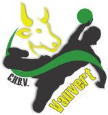 Logo Club HandBall Vauvert